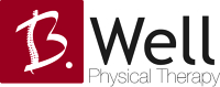 Logo for B Well Physical Therapy