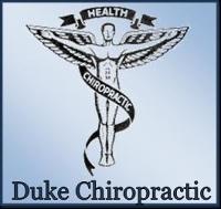 Logo for Duke Chiropractic