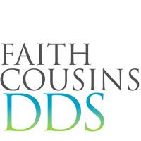 Logo for Dr. Faith Cousins. DDS