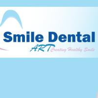 Logo for Smile Dental Art