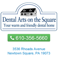 Logo for Dental Arts on the Square: Drs. Mincer, Berman & Siddique