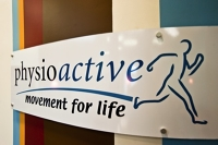 Logo for Physioactive Orthopaedic & Sports Injury Centre Inc