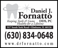 Logo for Daniel J Fornatto, DDS