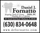 Daniel J Fornatto, DDS