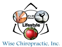 Logo for Wise Chiropractic, Inc.