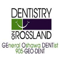 Logo for Dentistry on Rossland
