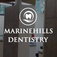 Logo for Marine Hills Dentistry