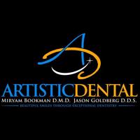 Logo for Artistic Dental