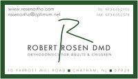 Logo for Robert Rosen's Practice