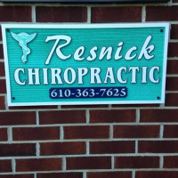 Logo for Resnick Chiropractic