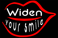 Logo for Widen Your Smile