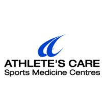 Logo for Athlete's Care Yonge & Eglinton