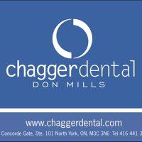 Logo for Chagger Dental Don Mills