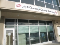 Logo for MM Family and Sleep Dentistry