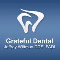 Logo for Grateful Dental