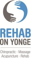 Logo for Rehab on Yonge Clinic