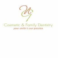 Logo for Cosmetic & Family Dentistry   Dr. Nazila Ganji DDS
