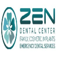 Logo for Zen Dental Center