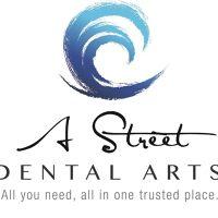Logo for A Street Dental Arts