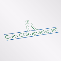 Logo for Cain Chiropractic, PC