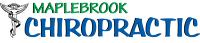 Logo for Maplebrook Chiropractic