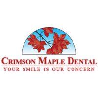 Logo for Crimson Maple Dental