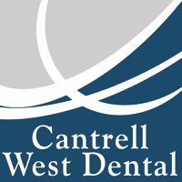 Logo for Cantrell West Dental