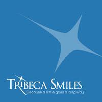 Logo for Tribeca Smiles