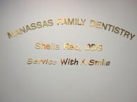 Logo for Manassas Family Dentistry