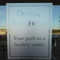 Logo for Dental Boulevard