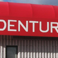 Logo for Dentures-In-A-Day PLC