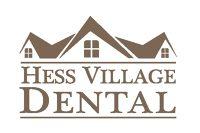 Logo for Hess Village Dental