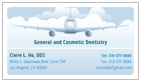Logo for Dr. Claire L. Ho, DDS