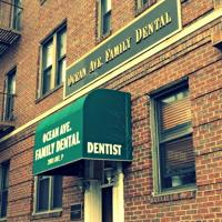 Logo for Ocean Avenue Family Dental