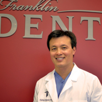 Logo for Franklin Dental