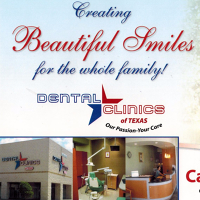 Logo for Dental Clinics of Texas