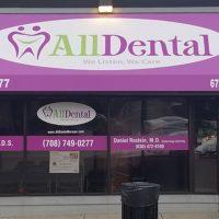 Logo for All Dental Berwyn