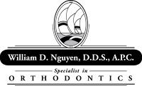 Logo for Dr. William Nguyen DDS MSD APC