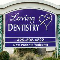 Logo for Loving Dentistry