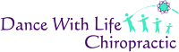 Logo for Dance with Life Chiropractic