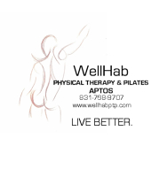 Logo for WellHab P.T. & Pilates