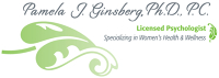 Logo for Pamela J. Ginsberg, Ph.D., Pc