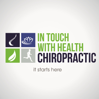 Logo for In Touch With Health Chiropractic Clinic P.C.