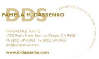 Logo for Pamela Dassenko DDS