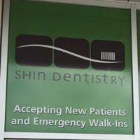 Logo for Shin Dentistry Newmarket