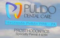 Logo for Pulido Dental Care