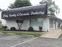 Logo for Witty Family and Cosmetic Dentistry, LLC