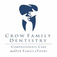 Logo for Crow Family Dentistry