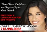 Logo for Cosmetic Dentistyr of New York