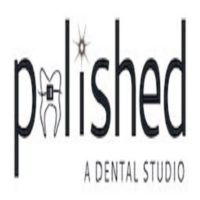 Logo for Polished - A Dental Studio